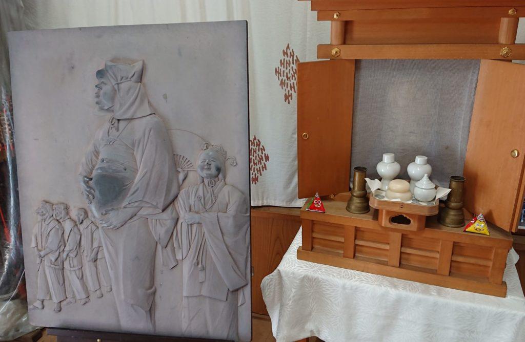 「鎌倉江ノ島七福神」福禄寿 / Fukurokuju of Kamakura Enoshima 7 lucky Gods