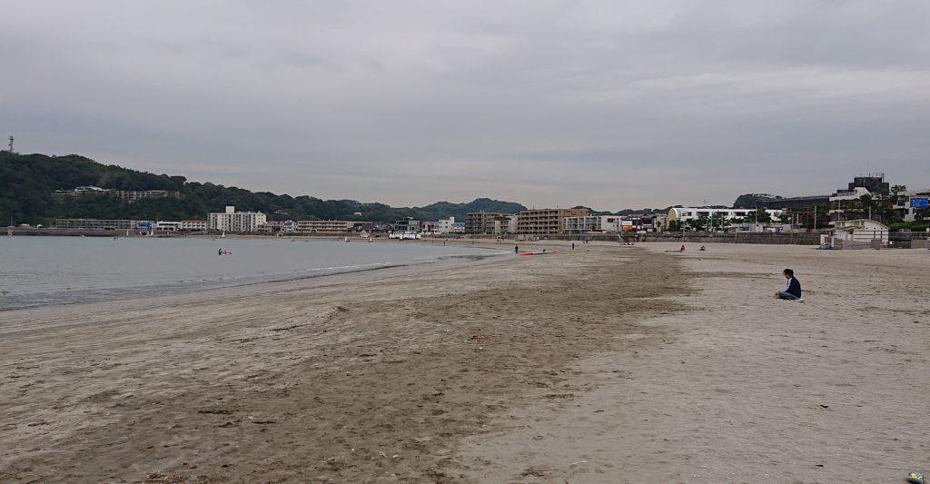 逗子海岸 / Zushi Beach (2020 Oct 14th)