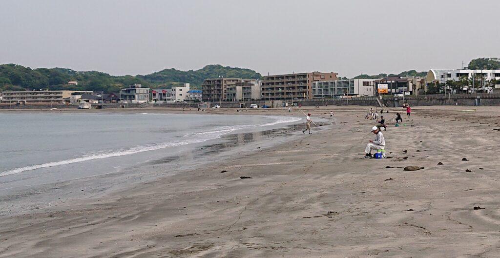 逗子海岸 / Zushi Beach (2021 May 14th)