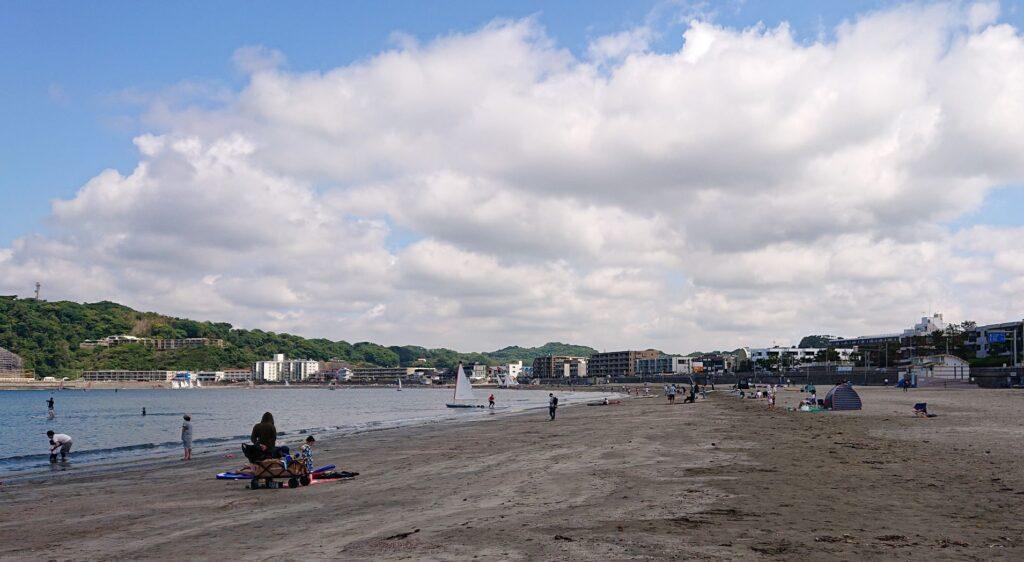 逗子海岸 / Zushi Beach(2021 May 23th)