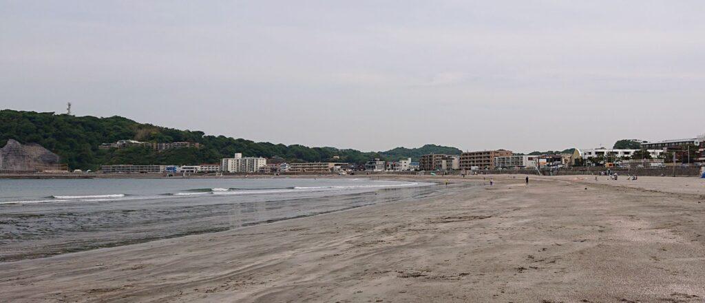 逗子海岸 / Zushi Beach (2021 May 26th)