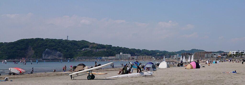 逗子海岸 / Zushi Beach (2021 May 30th)