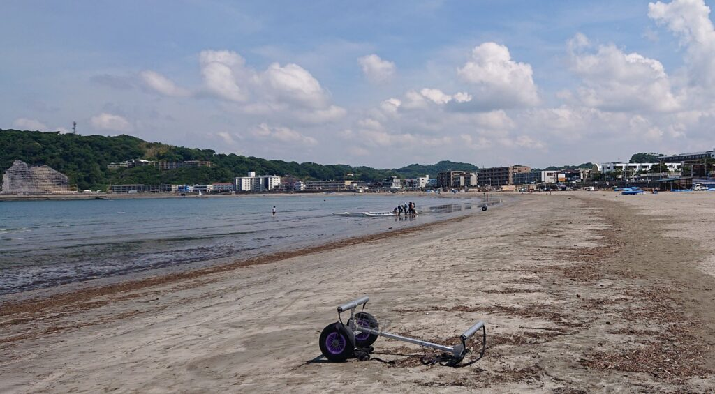 逗子海岸 / Zushi Beach (2021 June 11th)