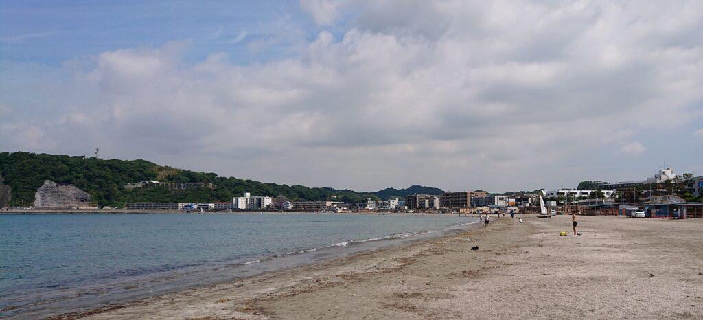 逗子海岸 / Zushi Beach (2021 June 198h)