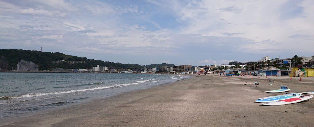 逗子海岸) /  Zushi Beach (2021 Aug 25th)