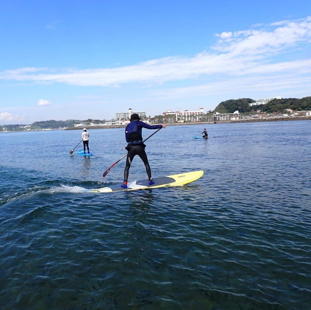 SUP Surfing (2021 Oct 8th)