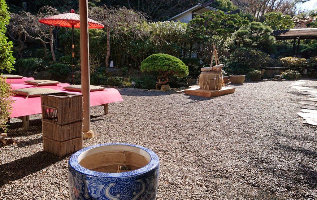 日影茶屋 庭園3 / Garden of Hikage Chaya