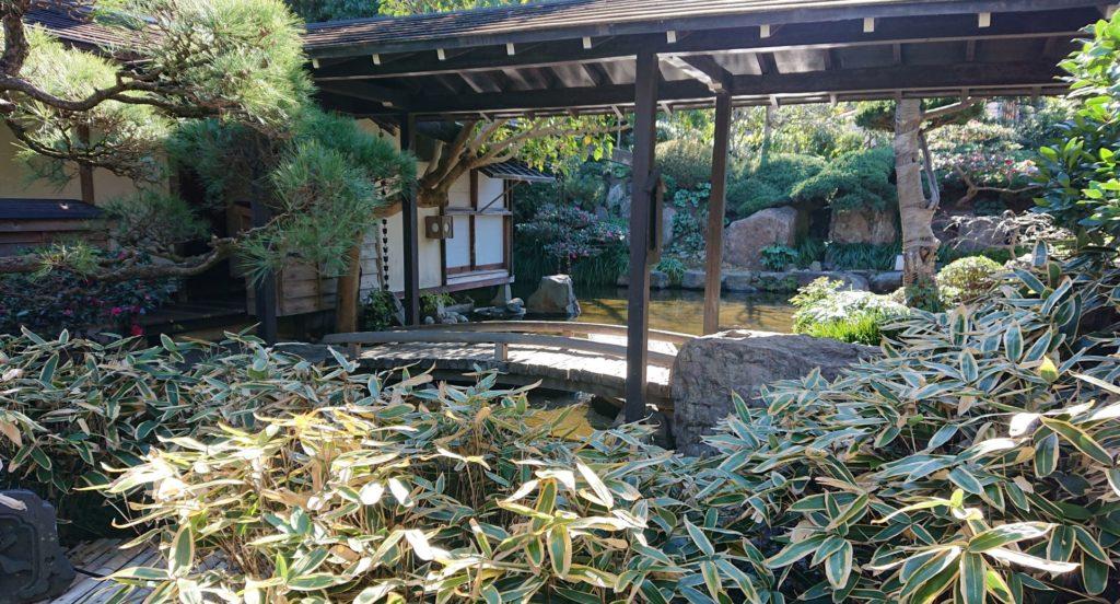 日影茶屋 庭園2 / Garden of Hikage Chaya