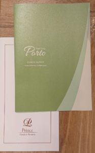 Porto/ポルト Lunch Buffet/ランチビュッフェ(東京プリンスホテル)